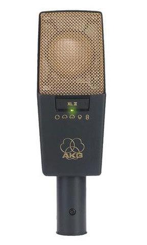 AKG C414 XLII конденсаторний мікрофон