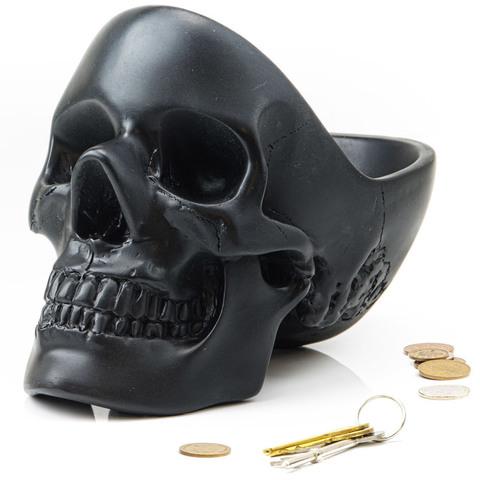Органайзер для мелочей skull, черный