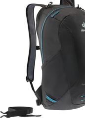 Рюкзак с поясом Deuter Speed Lite 16 Black (2020) - 2