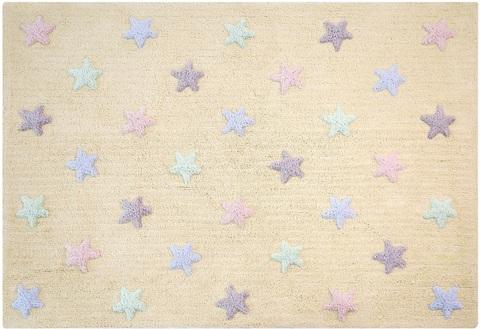 Ковер Lorena Canals Tricolor Stars Vanilla (120 х 160)