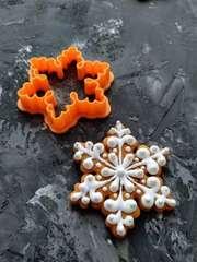 Снежинка №13