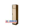 Диана-4 секция № 06 шкаф-пенал (венге), ЛДСП, Росток