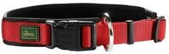 Ошейник для собак Hunter Neopren Vario Plus (40-45)/2 см нейлон/неопрен красный/черный