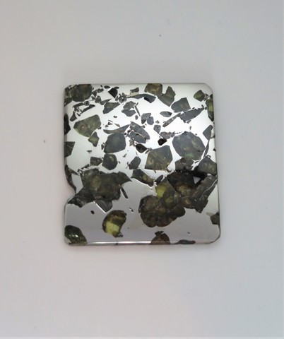 Железокаменный метеорит Сеймчан (пластина)