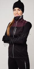 Лыжный жилет Nordski Active Purple-Black женский