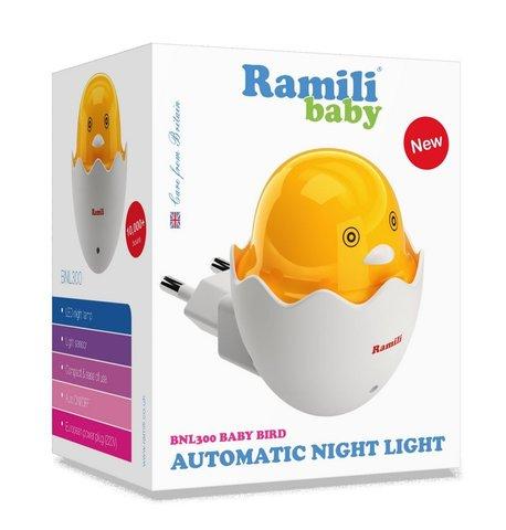 Автоматический ночник Ramili Baby BNL300