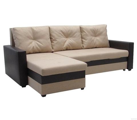 Угловой диван № 52