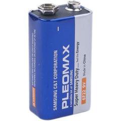 Батарейки Pleomax 6F22 ( 9V )