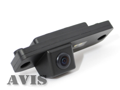 Камера заднего вида для Hyundai Elantra 07+ Avis AVS326CPR (#023)