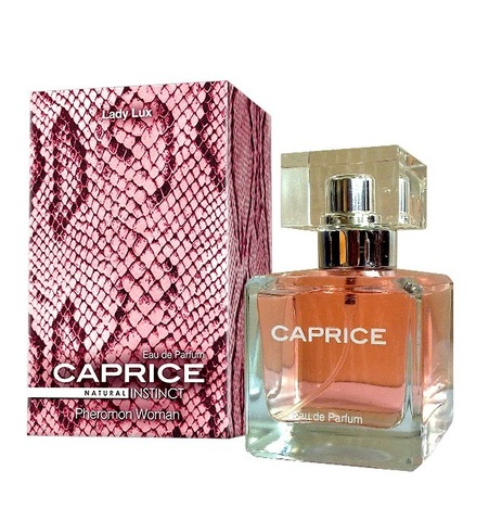 Парфюмерная вода с феромонами Lady Lux - Caprice