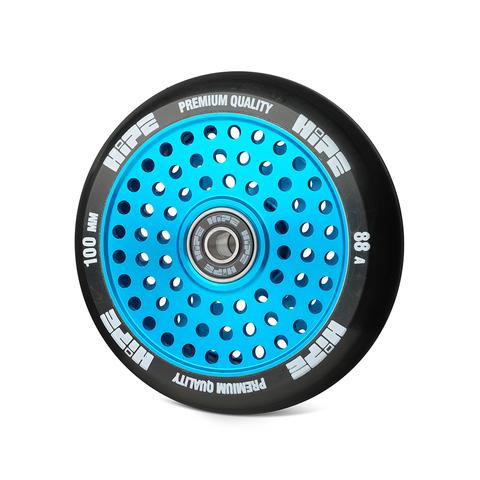 купить фулкор колеса с перфорацией для трюкового самоката