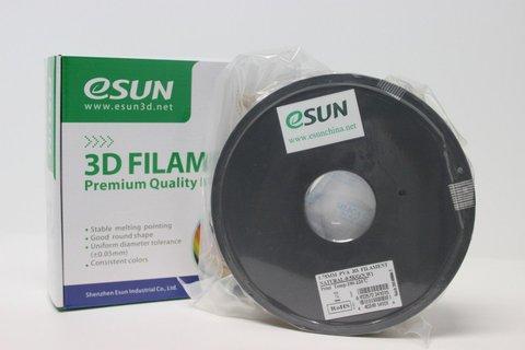 ESUN PVA 1.75 мм 0,5кг., натуральный