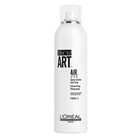 L'Oreal Professionnel Tecni.Аrt: Спрей для волос моментальной фиксации Эр Фикс (Air Fix), 400мл