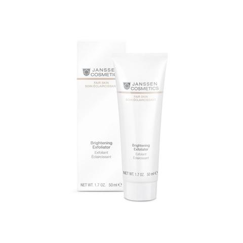 Пилинг-крем для выравнивания цвета лица, Janssen Cosmetics,100 мл