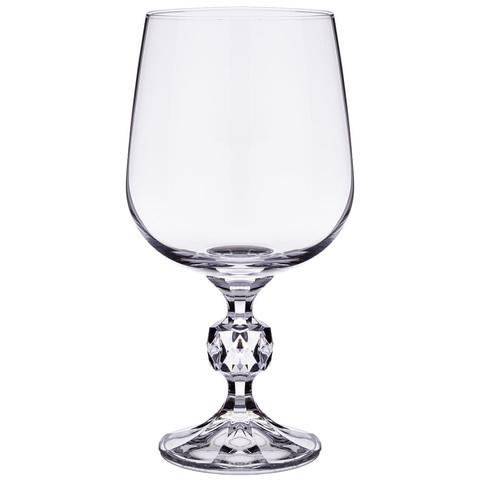 Набор из 6 бокалов для вина «Klaudie», 340 мл