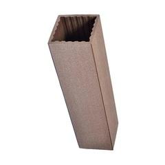 Профиль (столб) опорный из ДПК Holzhof 300 х 10 х 10 см
