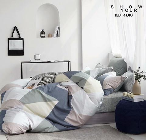 Детское постельное белье в сатине Valtery-DS 84