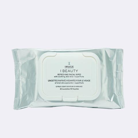 Очищающие салфетки для лица Refreshing Facial Wipes,  I BEAUTY, 30 шт.