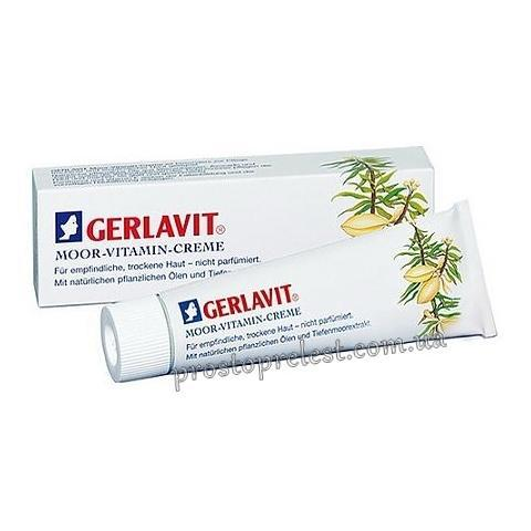 Gehwol Gerlavit Moor Vitamin Creme - Вітамінний крем для обличчя