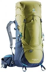 Deuter Aircontact Lite 40+10 Moss-Navy - рюкзак туристический