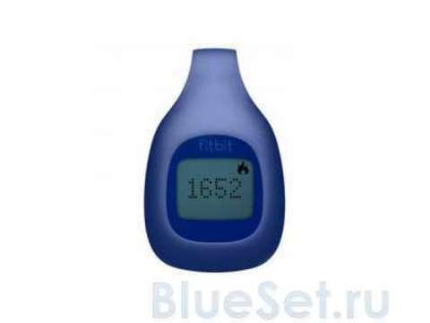 Трекер-Шагомер Fitbit Zip Wireless Activity Tracker Blue (синий)
