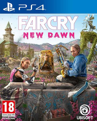 Far Cry: New Dawn (PS4, русская версия)