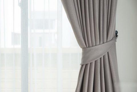Изготовление подхватов из ткани для штор.
