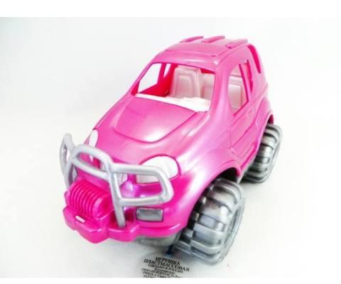 Машина,  джип