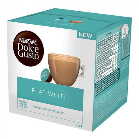 Кофе в капсулах Nescafe Dolce Gusto Flat White (16 капс.)