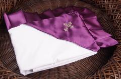 Эксклюзивная крыжма Велена (фиолетовая)