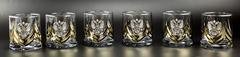 Подарочный набор стаканов для виски «Власть», Триколор, фото 2