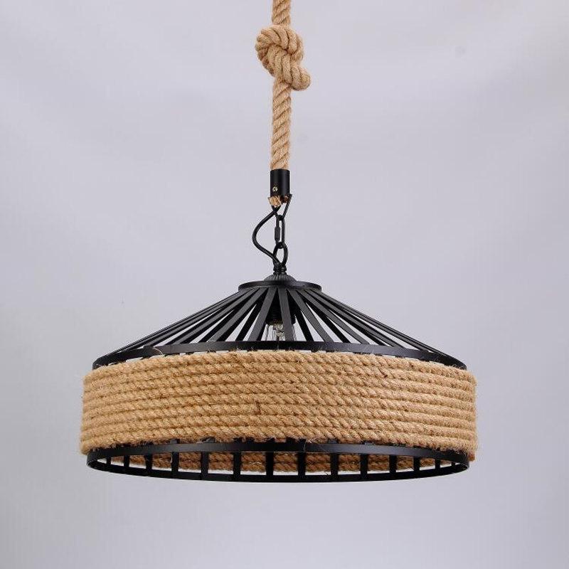 Подвесной светильник Rope by Light Room D50