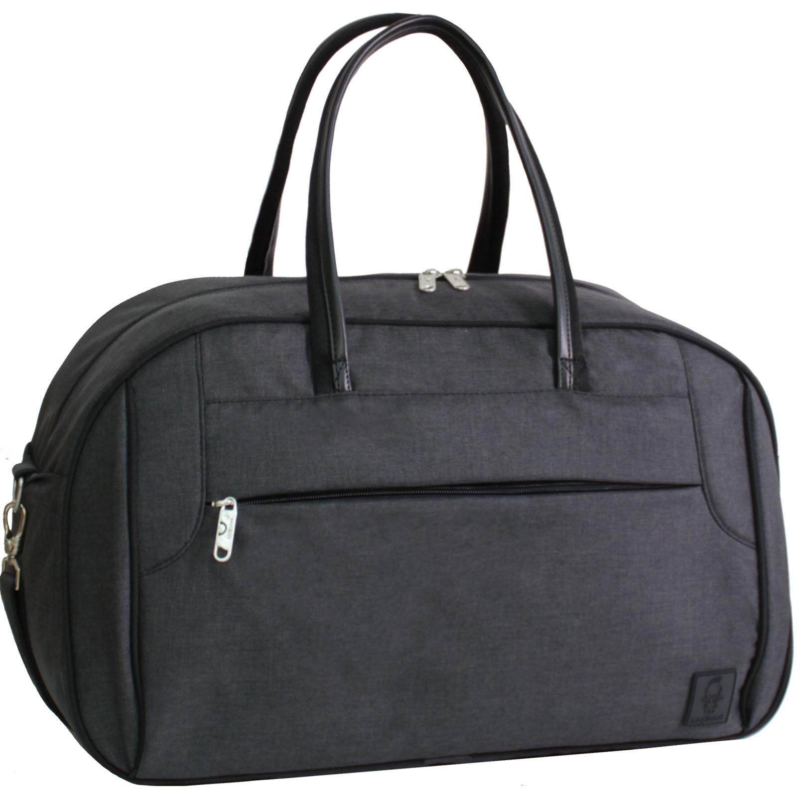 Спортивные сумки Сумка Bagland Тунис 34 л. Черный (0039069) IMG_9151.JPG
