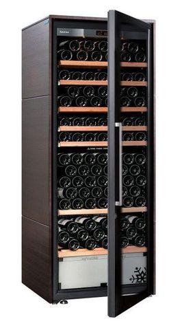 Винный шкаф EuroCave D Collection L венге, стандартная комплектация