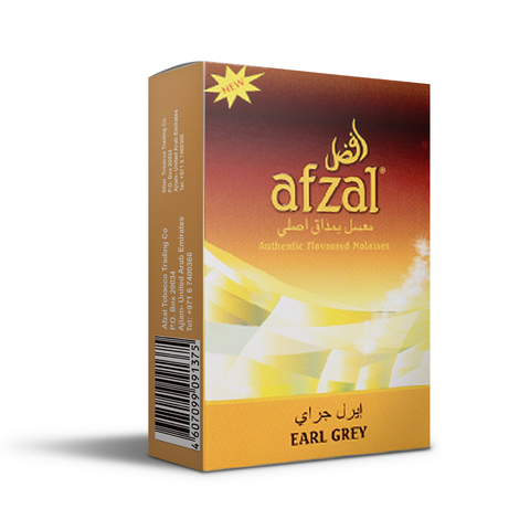 Табак Afzal Earl Grey 50 г