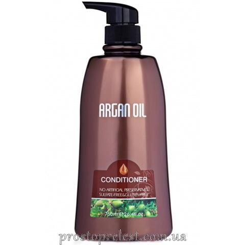 Bingo Hair Cosmetic Morocco Argan Oil Conditioner - Кондиціонер з аргановою олією
