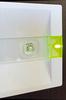 Зеленый светодиод сигнализирует об исправности автономного светильника аварийного освещения UP LED LITE