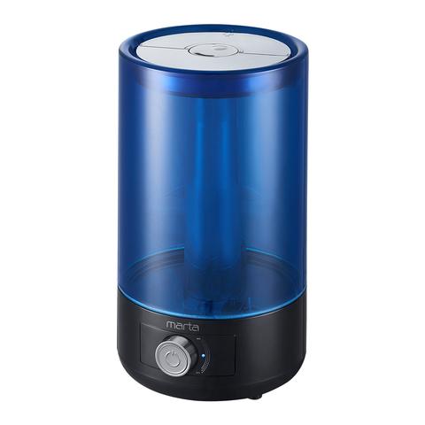Увлажнитель воздуха MARTA MT-2378 синий сапфир