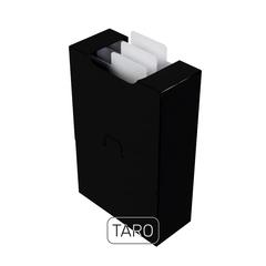 Органайзер для карт Uniq Card-File Taro - 40 mm (Чёрный)