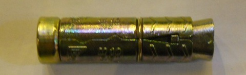 26255501 Анкер анодированный 10 мм