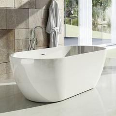 Акриловая ванна Ravak FREEDOM XC00100020 169х80 белая