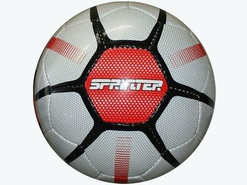 Мяч футбольный № 4, 5 слоев с полимерным покрытием, без отскока. :(SPRINTER):