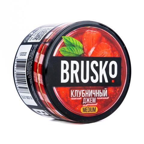 Кальянная смесь BRUSKO 50 г Клубничный Джем