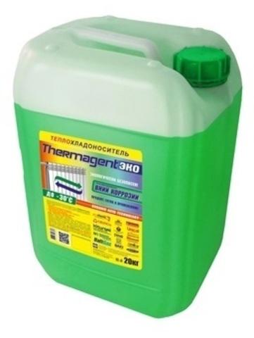ТеплоносительThermagent 30-ЭКО 10 кг. (пропиленгликоль)