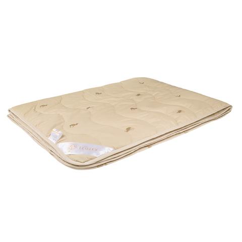 Одеяло легкое с верблюжьей шерстью 200х220 КАРАВАН