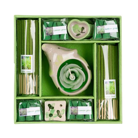 Ароматический набор Lemon grass. 300 гр.