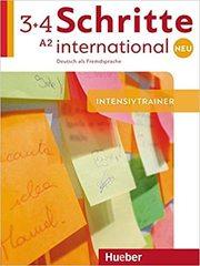 Schritte international Neu 3+4 Intensivtrainer + CD