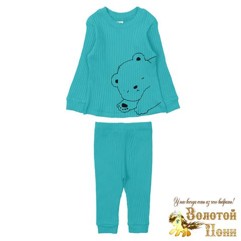 Пижама хлопок мальчику (74-98) 211017-OP1302.6