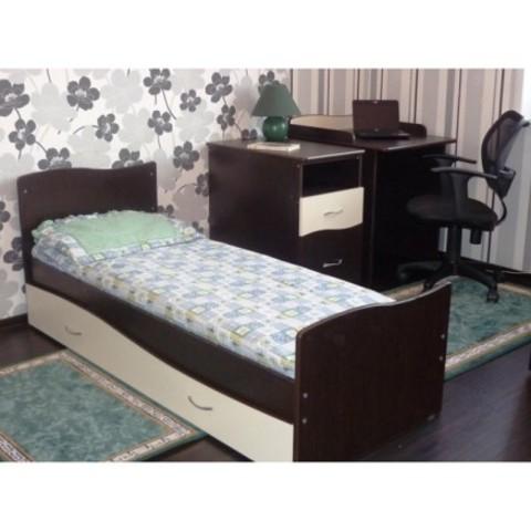 Кроватка-трансформер Чунга-Чанга маятник поперечный