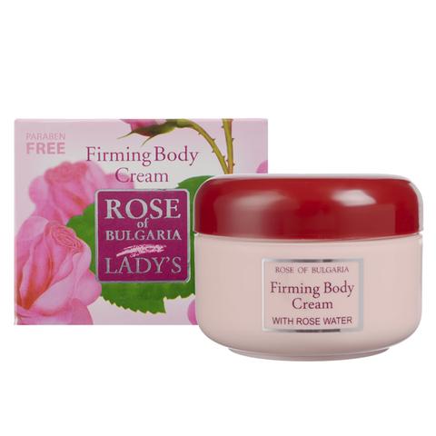 Крем для повышения упругости кожи тела Rose of Bulgaria